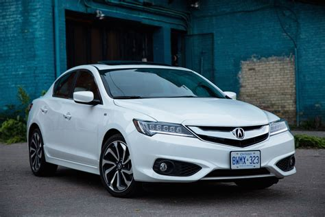 review  acura ilx  spec canadian auto review