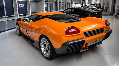 Lamborghini Scrapped This Murcielago Replacement (zagato