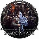 War Shadow Icon Earth Middle Mordor Andonovmarko