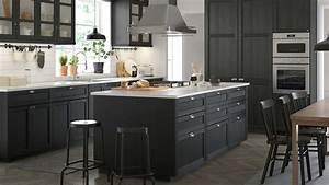 Porte Cuisine Ikea : meubles de cuisine en kit placards armoires de cuisine ~ Melissatoandfro.com Idées de Décoration