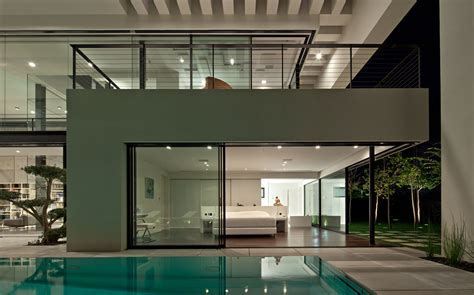 Contemporary Style : Contemporary Bauhaus On The Carmel By Pitsou Kedem