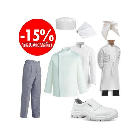 veste de cuisine pas chere tenue de cuisine apprenti tenue de cuisine pas chere