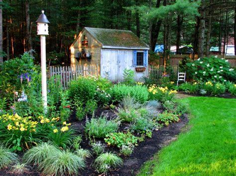 rustic garden designs ideas design trends premium