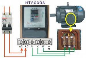 Variable Low Frequency Drive Inverter Converter 3ph Output