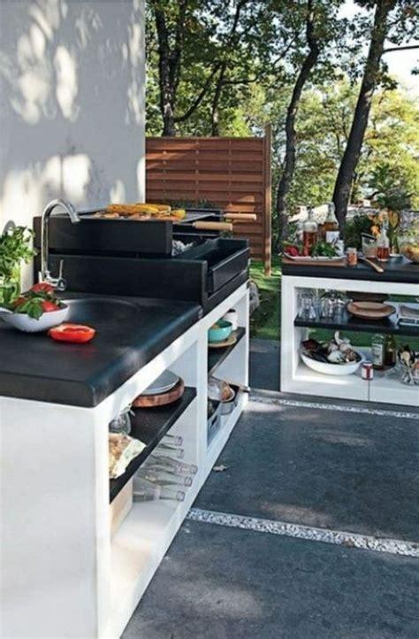 amenagement cuisine exterieure la cuisine extérieure quand les choses ont le goût du soleil
