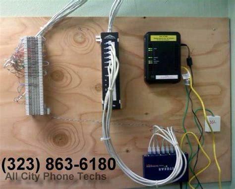 Office Telephone Jacks Phone Wiring Voice Over Claz
