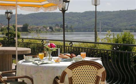 hotel beau rivage la cuisine le beau rivage condrieu