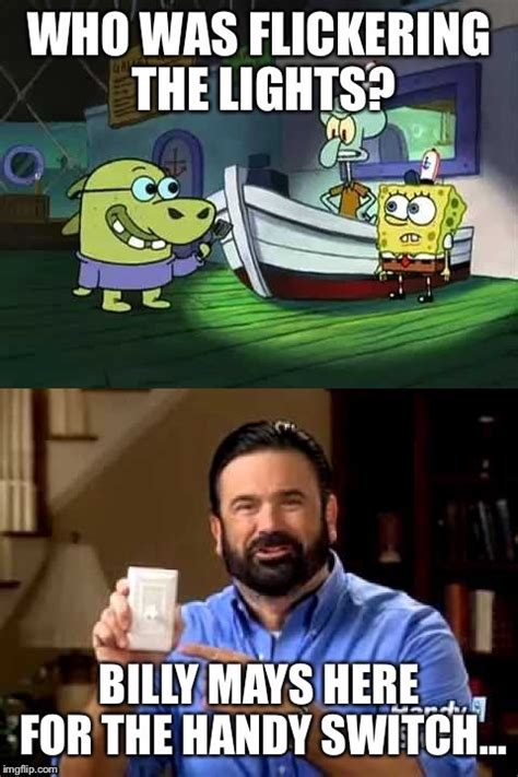 Billy Mays Meme - billy mays has risen imgflip