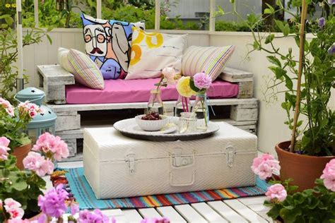 Fabriquer Salon De Jardin En Palette De Bois  35 Idées