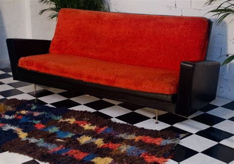 canape annee 60 canapé vintage ées 50 meuble mobilier vintage déco 70s