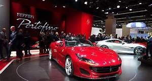 Nouvelle Ferrari Portofino : la ferrari portofino se d voile au salon de francfort le mag auto prestige ~ Medecine-chirurgie-esthetiques.com Avis de Voitures