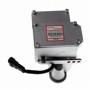New External Electronic Actuator Acd175 Acd175a