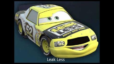 Cars Characters Slideshow