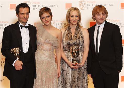 Harry Potter Stars Daniel Radcliffe Emma Watson