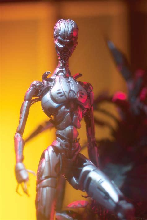T X Terminator Endoskeleton