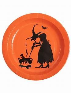 Partydeko Auf Rechnung Bestellen : halloween pappteller hexen teller 10 st ck orange schwarz 22cm g nstige faschings partydeko ~ Themetempest.com Abrechnung