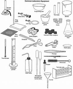 Common Laboratory Apparatus  Chemistry Tutorial