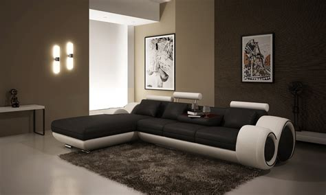 canape angle avec meridienne deco in canape d angle avec meridienne noir et blanc oslo angle gauche can 4p