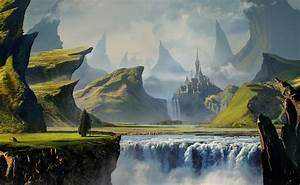 Gothic Landscape Full HD Wallpaper and Background ...