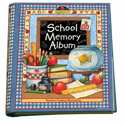 Album Memory Winget Susan Teacher Decorative Teachertoolsinc