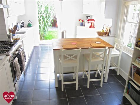 ikea kitchen island with stools ikea stenstorp kitchen island and ingolf bar stools in