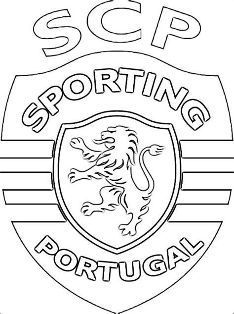disegni da colorare minecraft scp sporting clube de portugal da colorare disegni da