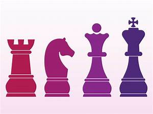Chess Pieces Clipart - Clipart Suggest