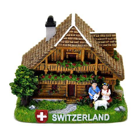 chalet suisse miniature bazarouchy