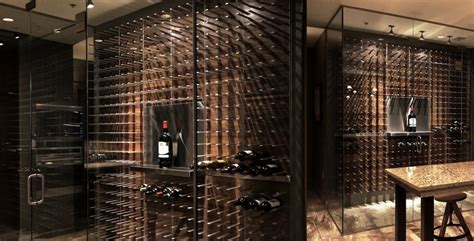 wine cellar racks canada glass wine cellars gold coast and brisbane voodoo glass