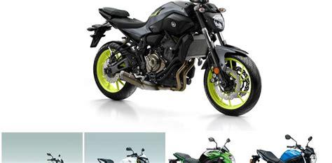 Günstige A2 Allround Motorräder  Motorrad News