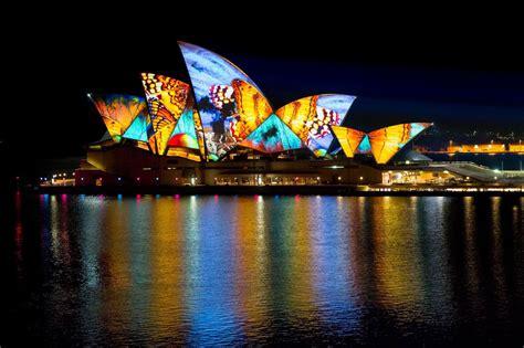 vivid sydney s spectacular art festival in gifs travel