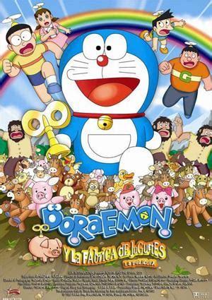 Doraemon y el Misterio de las Nubes Dvdrip Castellano