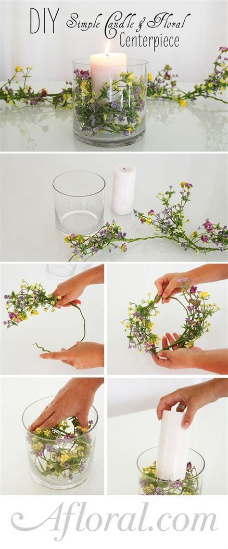 simple centerpieces ideas  pinterest simple