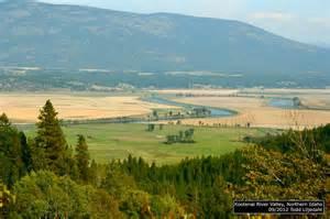 Kootenai River Valley Idaho