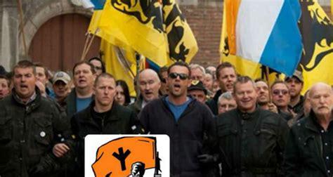 belgique forte mont 233 e de l extr 234 me droite apr 232 s les attentats de bruxelles en europe du nord