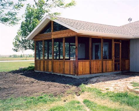 Screened Patio Designs by Screened Patios Screened Porch Gt Projects Gt Bender