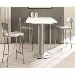 Table Haute 110 Cm : table hauteur 90 cm cuisine ~ Teatrodelosmanantiales.com Idées de Décoration