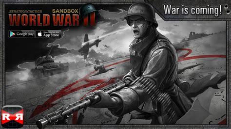 ww2 strategy tactics sandbox gameplay android ios herocraft