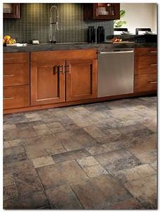 Luxury tile or laminate flooring in kitchen kezcreativecom for Top 4 best kitchen flooring options