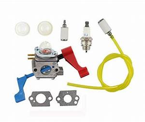New Carburetor For Husqvarna Fb25 Leaf Blower Poul