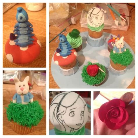 Check spelling or type a new query. My Alice in wonderland cupcakes.   Alice in wonderland ...