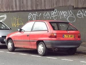 Vauxhall Astra Mk3 Merit I