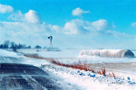 Nebraska winterland - Landscape & Rural Photos - Tamra's ...