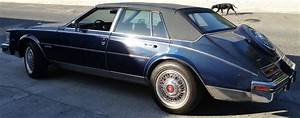 1983 Cadillac Seville - Overview
