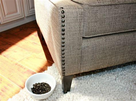 add nail head trim  furniture hgtv