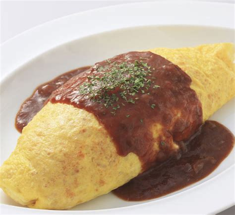 demi glace recipe omurice with beef and demi glace sauce recipe japan centre
