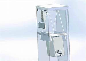 Mülltonnenbox Mit Paketbox : postkasten mit paketbox f r ihr haus bruchsicher ~ Michelbontemps.com Haus und Dekorationen