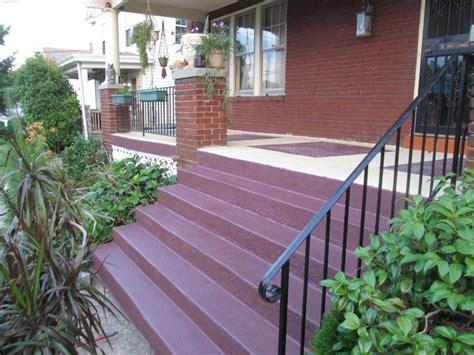 ideas colors painting concrete porch bistrodre porch and