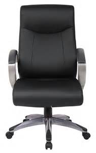 Computer Operator Chairs by Mid Range Black Leather Executive Chair Free Delivery
