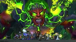 World of Warcraft - Legion BETA - Journey to the Broken ...